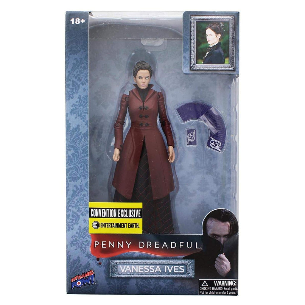Action Figures - Bif Bang Pow! Penny Dreadful Vanessa Ives 6 Inch Action Figure