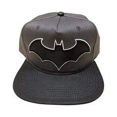 Bioworld DC Batman Ballistic Cotton Emblem Snapback Hat