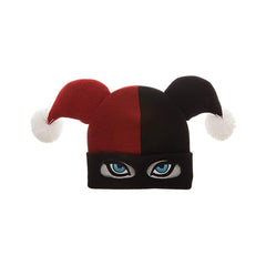 Bioworld DC Harley Quinn Big Face Beanie