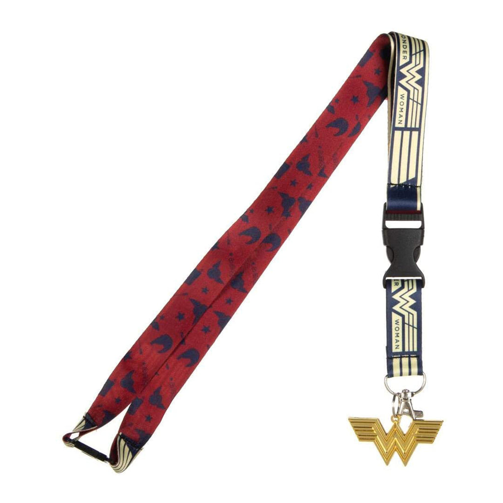 Bioworld DC Wonder Woman 1984 Classic Lanyard