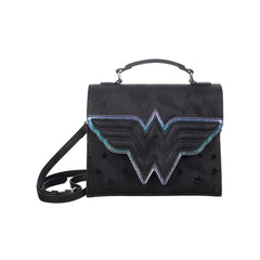 Bioworld DC Wonder Woman 1984 Iridescent Bag Purse