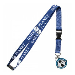 Bioworld Daily Planet Lanyard