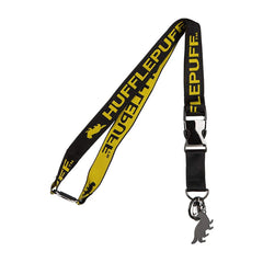 Bioworld Harry Potter Hufflepuff Lanyard