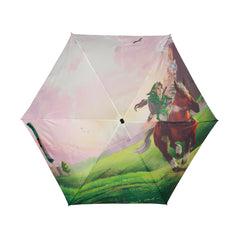 Bioworld Legend Of Zelda Scene Umbrella