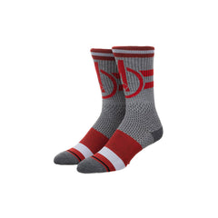 Bioworld Marvel Avengers Mesh Single Pair Men's Crew Socks