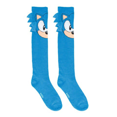 Bioworld Sonic The Hedgehog Single Pair Knee High Socks