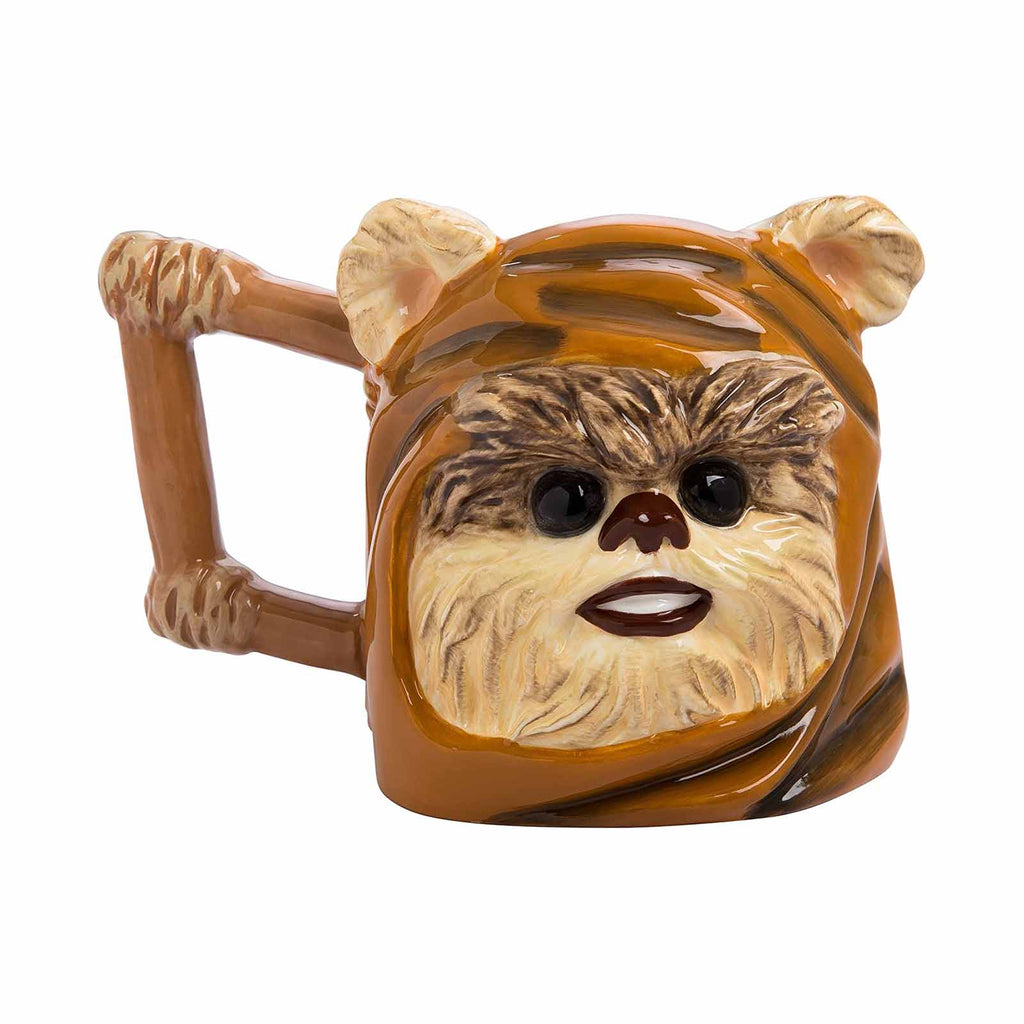 Bioworld Star Wars Ewok 20oz Ceramic Mug