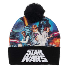 Bioworld Star Wars Logo A New Hope Print Beanie