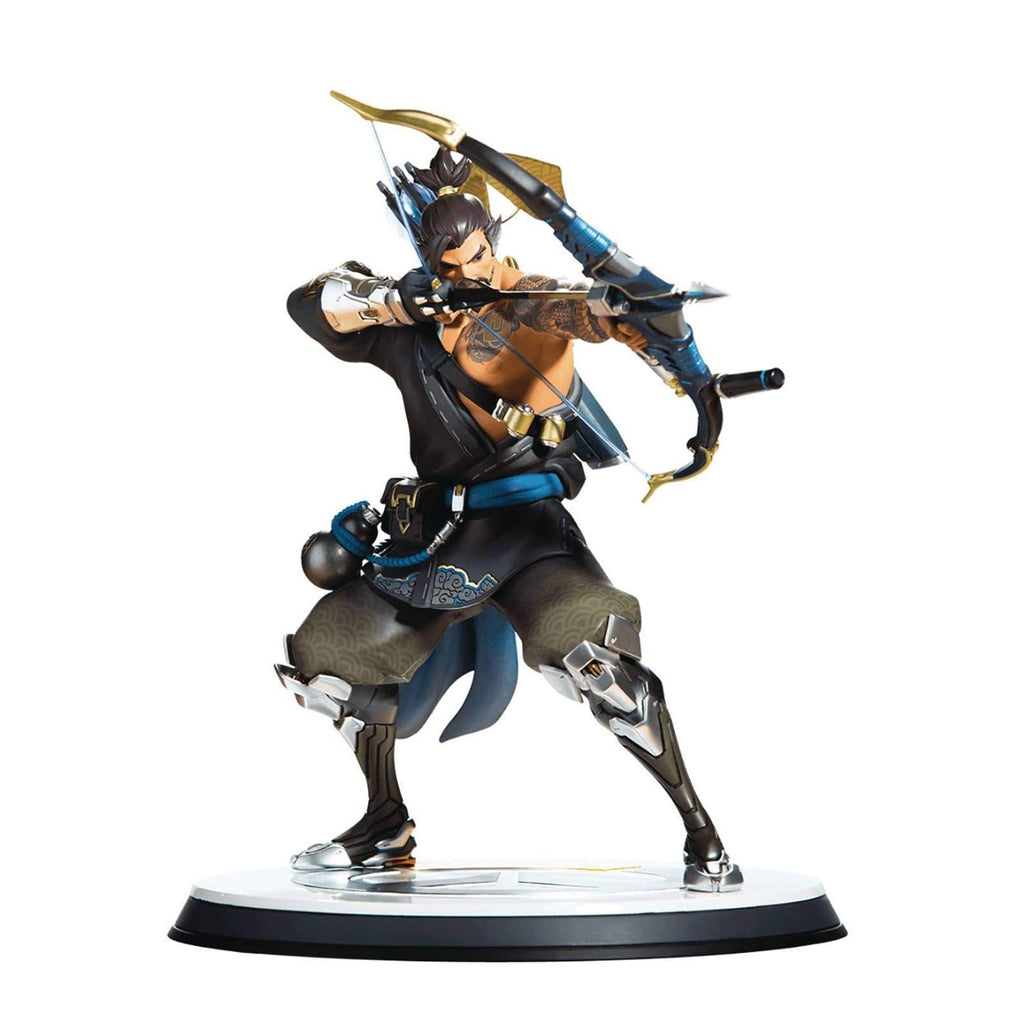 Blizzard Overwatch Hanzo 12 Inch Resin Statue