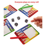 Blokus Roll And White Dice Game