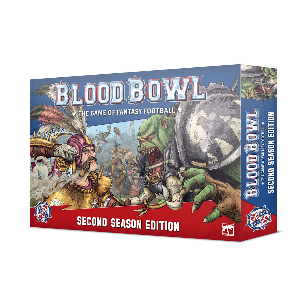 Blood Bowl Second Season Edition The Board Game