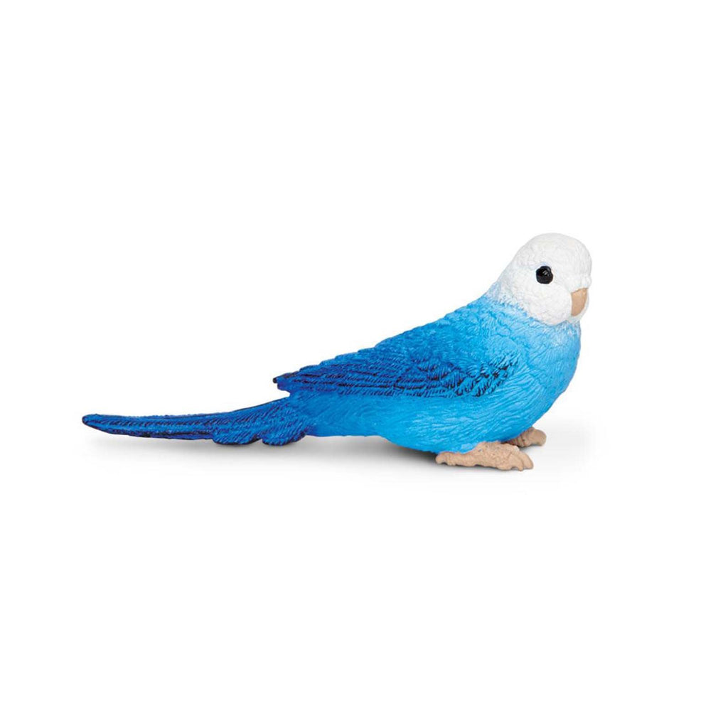 Blue Budgie Wings Of The World Birds Figure Safari Ltd