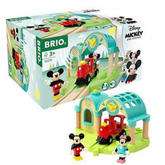 Brio Disney Mickey Mouse Record And Play Station Set