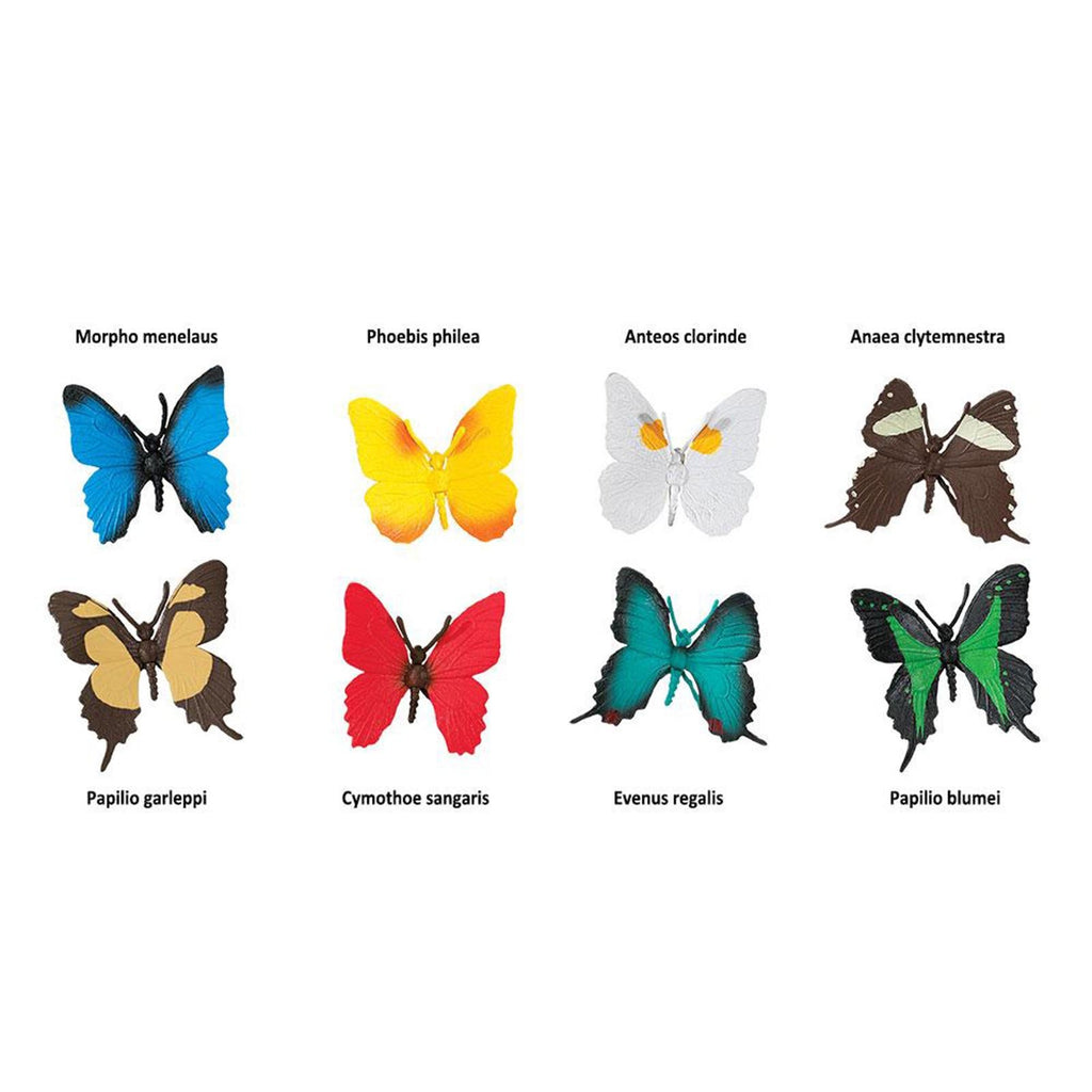 Butterflies Toob Mini Figures Safari Ltd