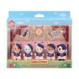 Calico Critters Baby Celebration Marching Band Set