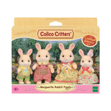 Calico Critters Marguerite Rabbit Family Set
