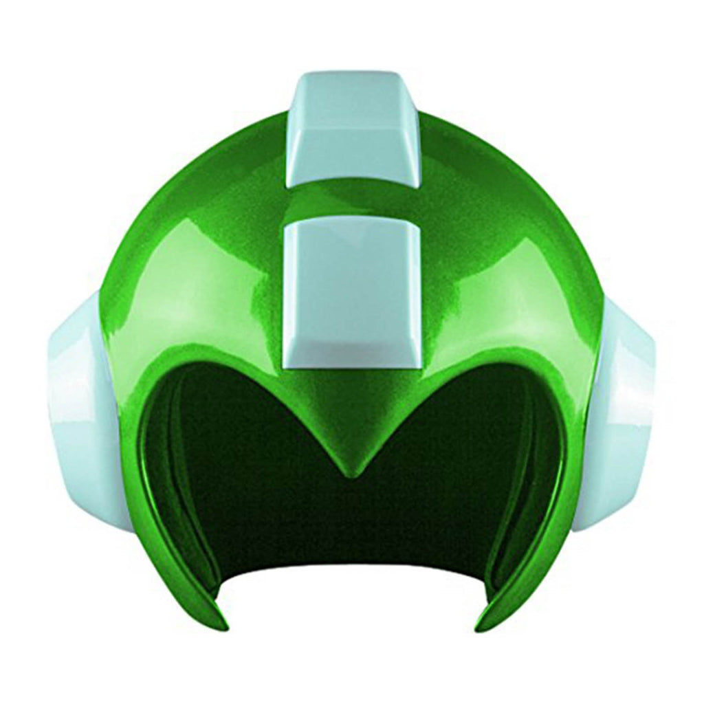 Dress Up - Capcom Mega Man Wearable Green Helmet Replica