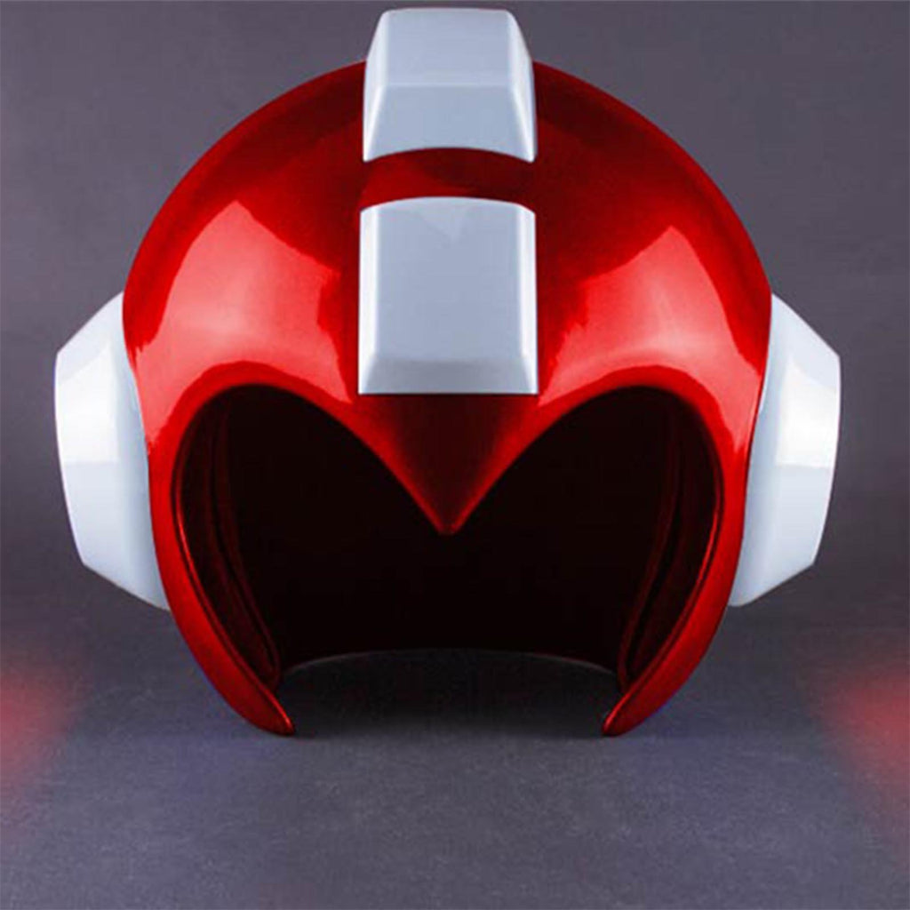 Dress Up - Capcom Mega Man Wearable Red Helmet SDCC Replica