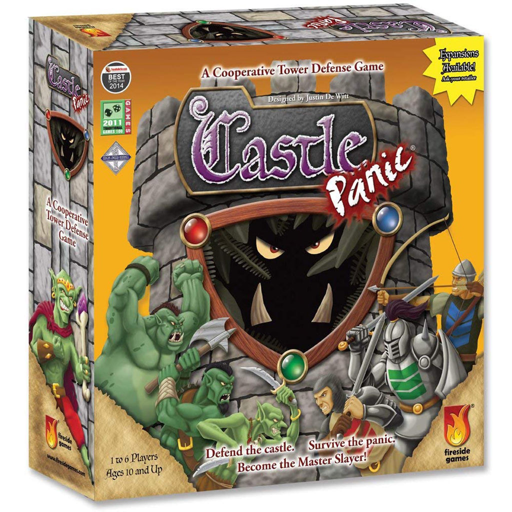 Castle Panic The Board Game