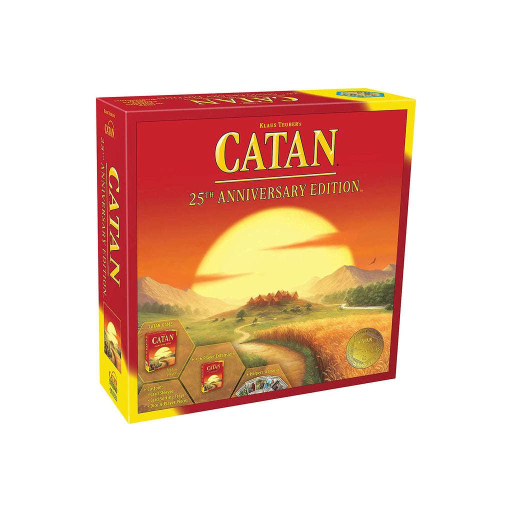 Catan 25th Anniversary Edition Board Game
