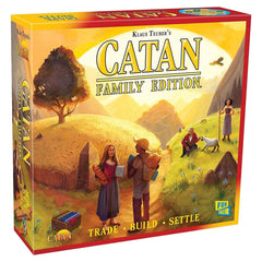 Catan Family Edition The Board Game