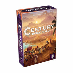 Century Spice Road The Board Game