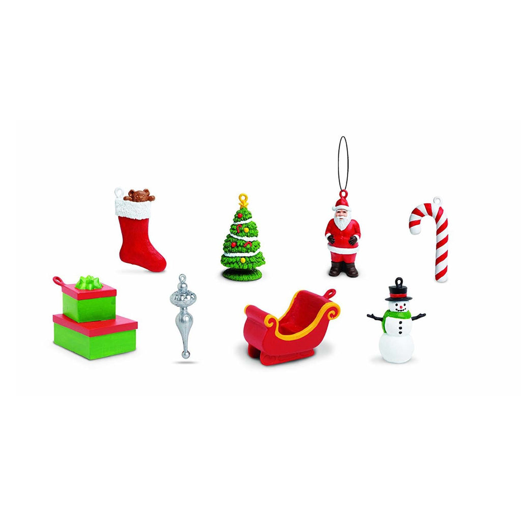 Decor Items - Christmas Designer Toob Safari Ltd