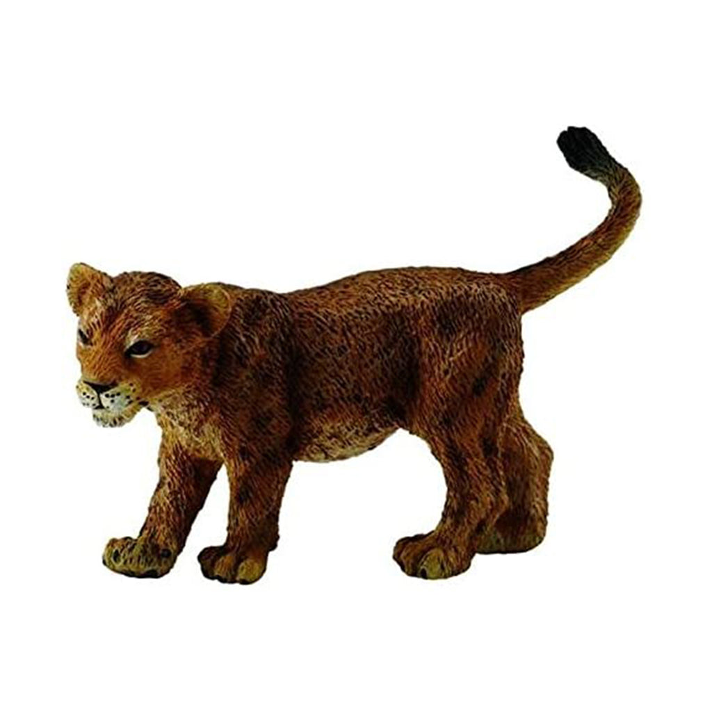 CollectA Lion Cub Walking Animal Figure 88417