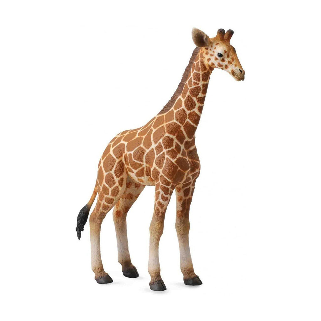 CollectA Reticulated Giraffe Calf Animal Figure 88535