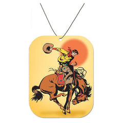 Novelty - Cowboy Deluxe Air Freshener