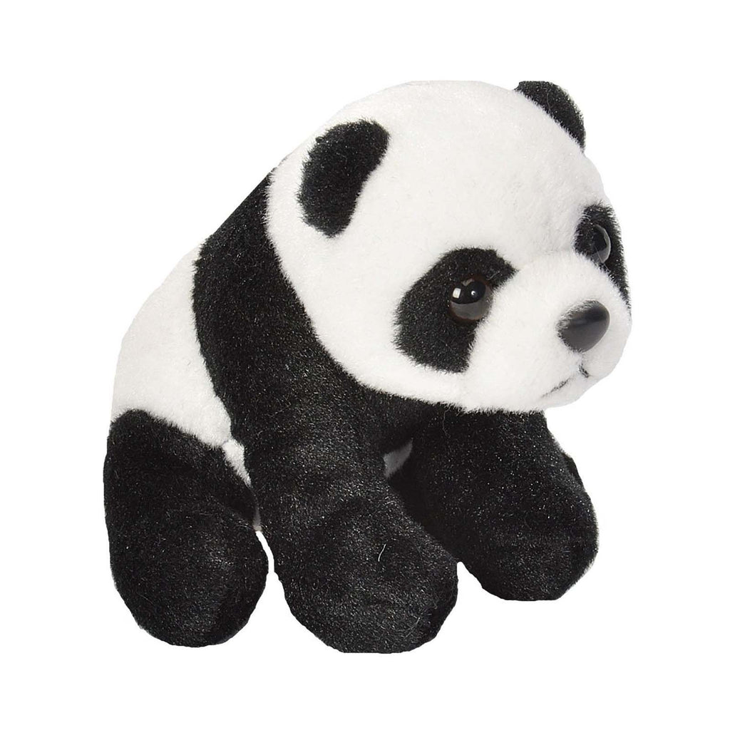 Animal Plush Toys - Cuddlekins Lil's Panda 5 Inch Animal Plush Figure