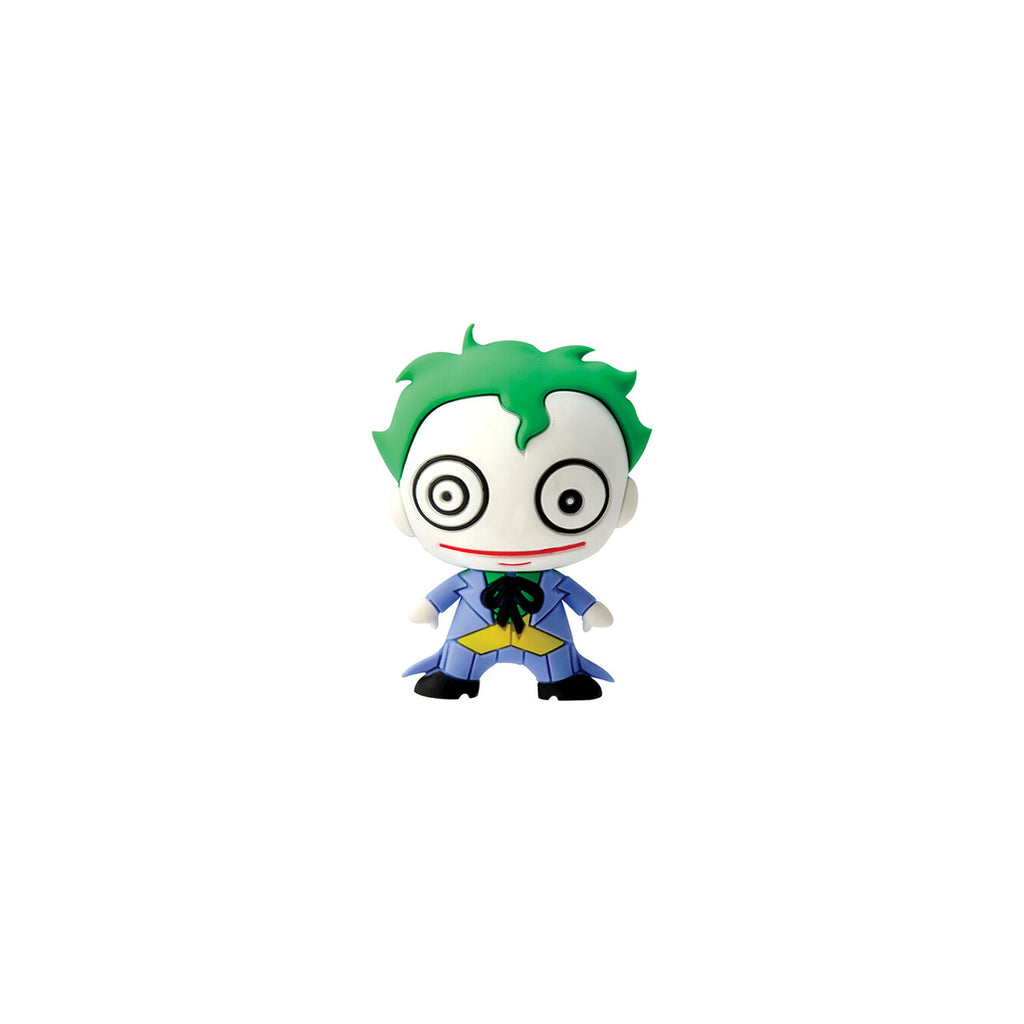 DC The Joker 3D Foam Magnet