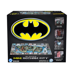 Puzzles - DC Batman Mini Gotham City 4D Puzzle