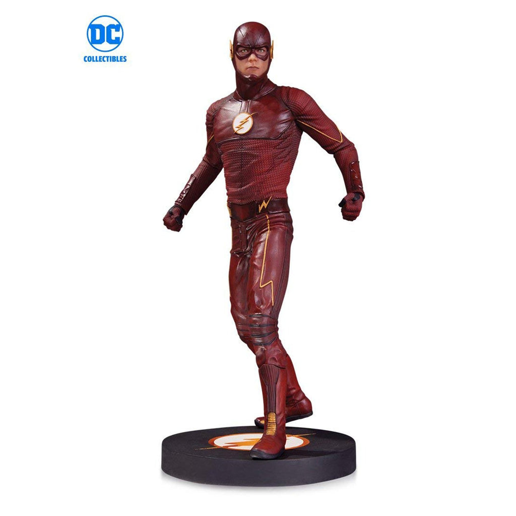 Action Figures - DC Collectibles TV Series The Flash Variant 12 Inch Statue