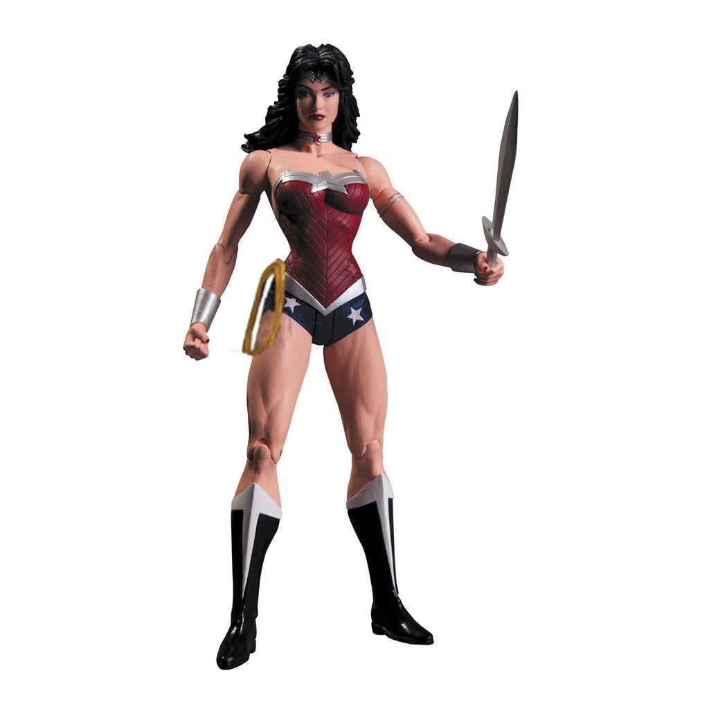 DC Comics Essentials New 52 Wonder Woman Action Figure
