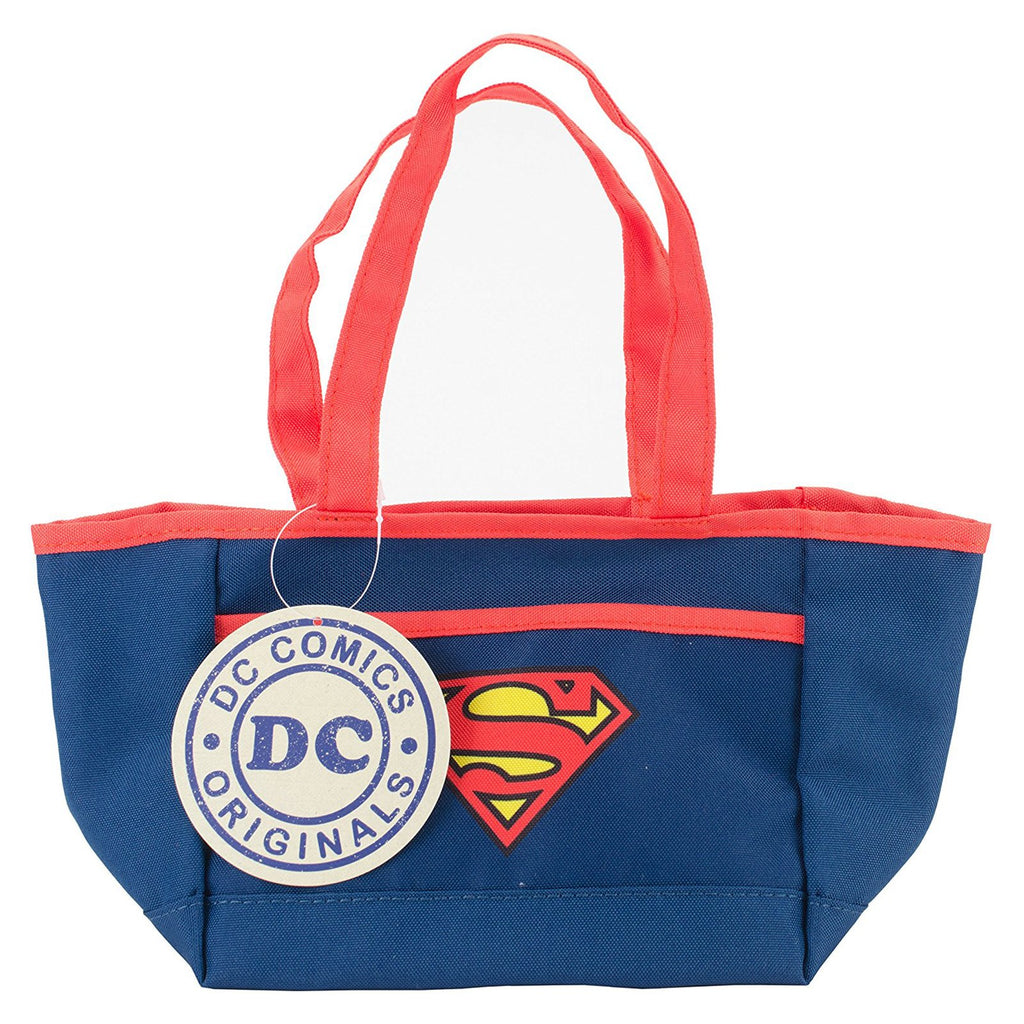 DC Comics Superman Mini Tote Bag