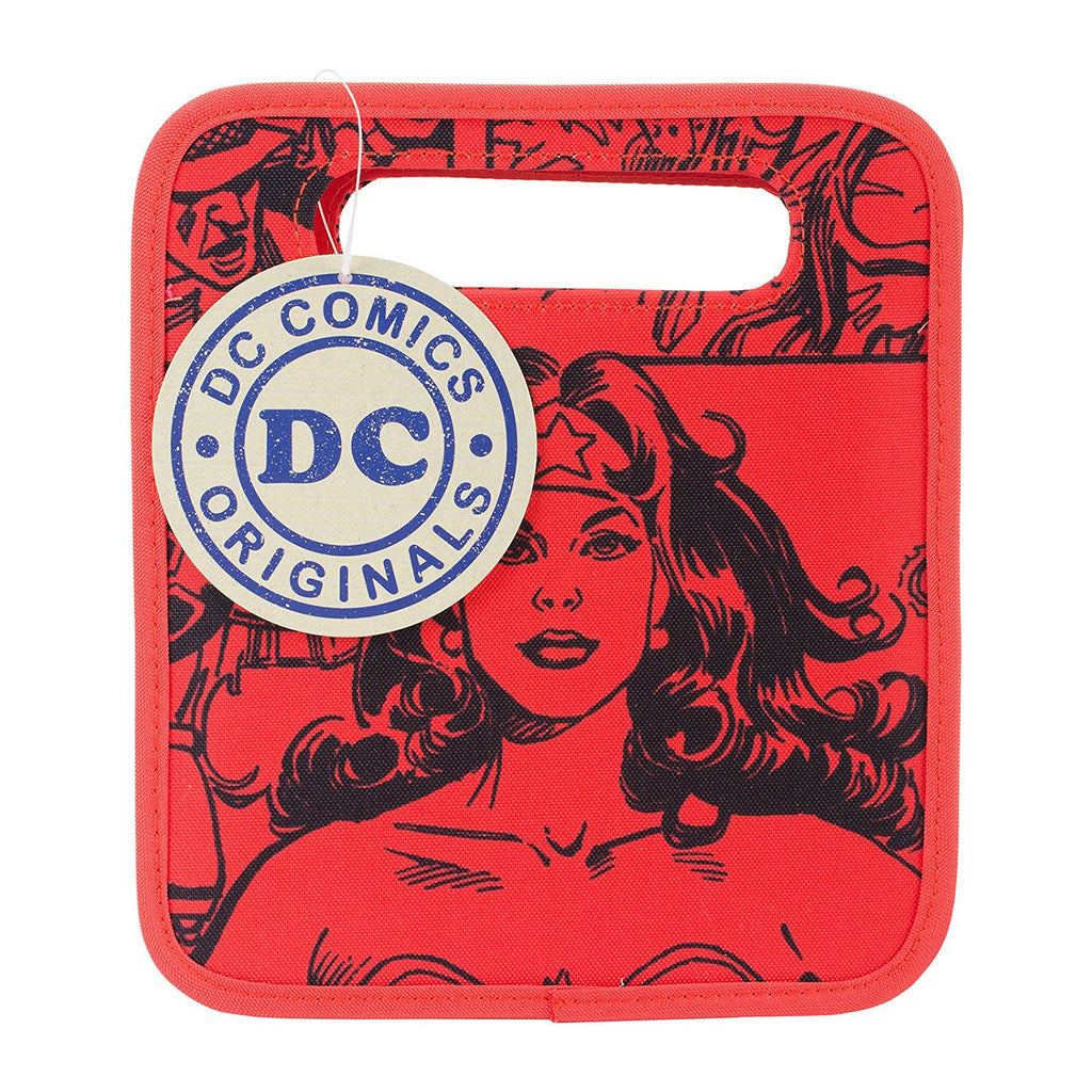 DC Comics Wonder Woman Hard Sided Carry Tote