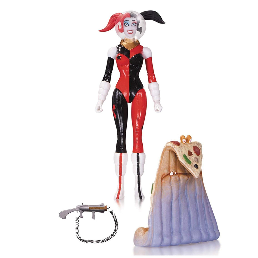 DC Icons Designer Series Conner Spacesuit Harley Quinn Action Figure