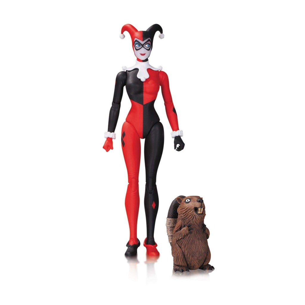 DC Icons Designer Series Conner Traditional Harley Quinn Action Figure