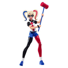 Action Figures - DC Super Hero Girls Harley Quinn 6 Inch Action Figure