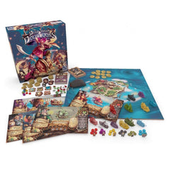 Board Games - Dead Man's Doubloons The Board Game