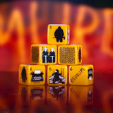 USAopoly The Shining 6 Piece Dice Set