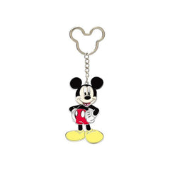 Disney Mickey Gang Mickey Mouse Colored Metal Keychain