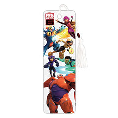 Bookmarks - Disney Big Hero 6 Group Premier Bookmark