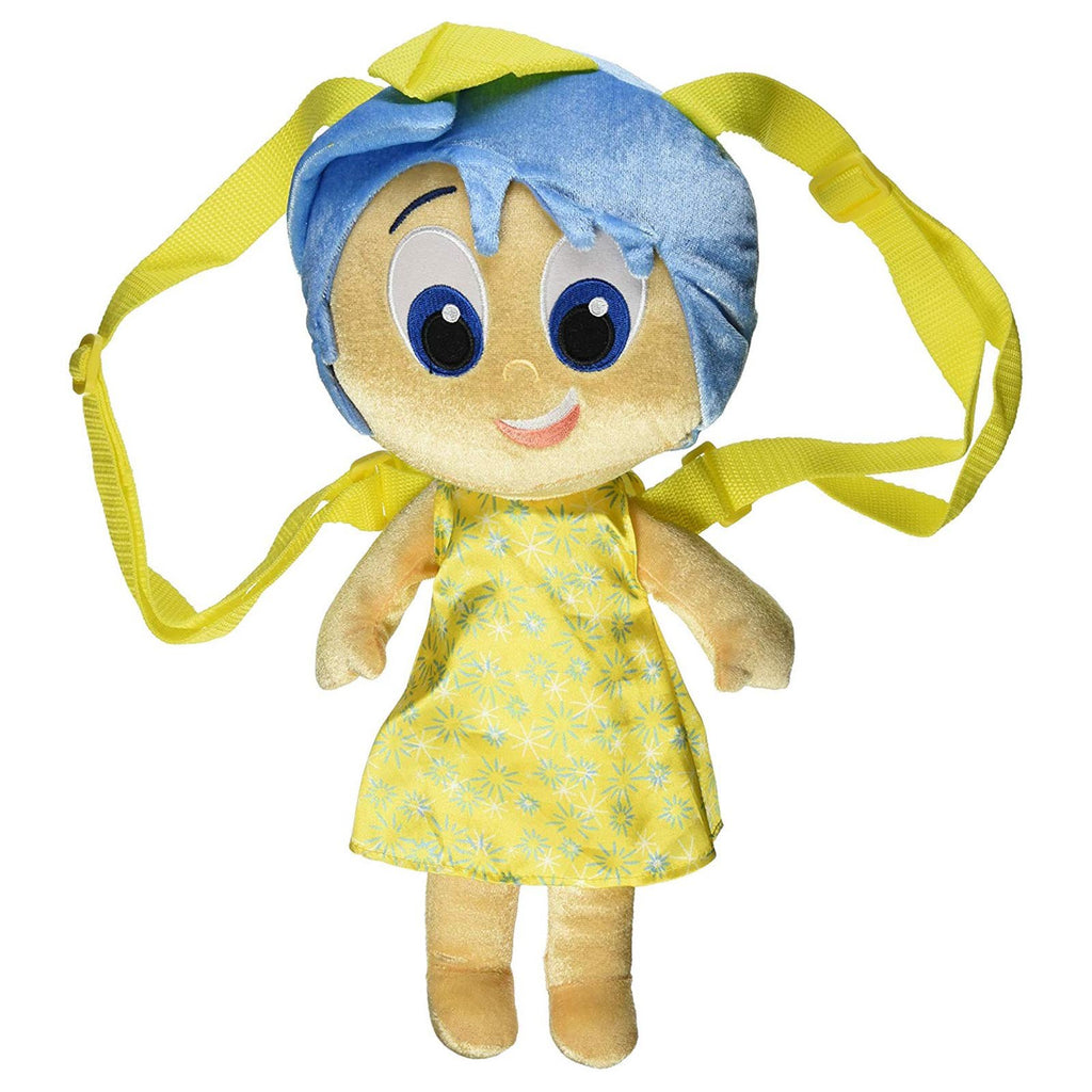 Clothing - Disney Inside Out Joy 17 Inch Plush Back Accessory