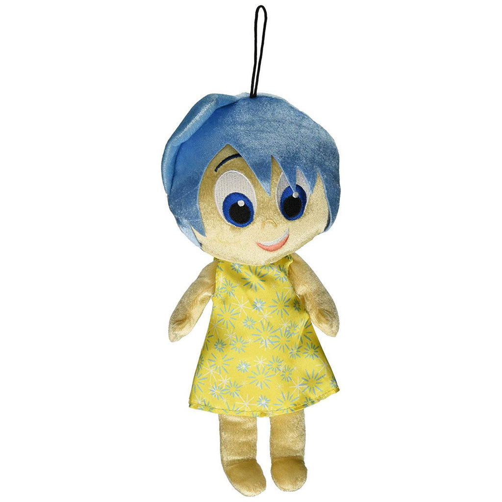 Girl Toys - Disney Inside Out Joy Zippered Hanger 12 Inch Plush Figure