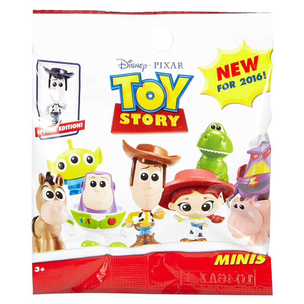 Disney Toy Story Series 1 Blind Bag Mini Figure