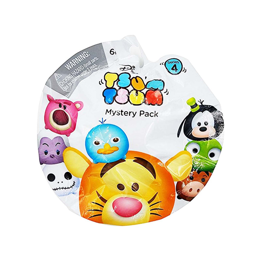 Disney Tsum Tsum Mystery Pack Series 4 Blind Bag Mini Figure