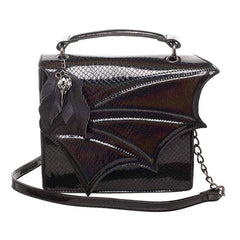 Disney Villains Maleficent Dragon Scale Swing Bag Purse