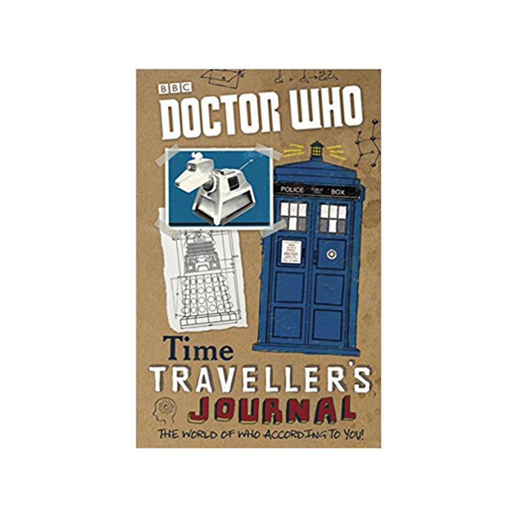Doctor Who Time Traveler's Journal